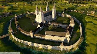 A középkori nagyváradi vár virtuális rekonstrukciói 3D-ben   Bíró Attila Róbert