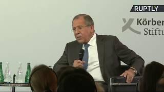 """Лавров: Жесткий ответ на вопрос журналистов """"Что Россия забыла на Украине?"""""""