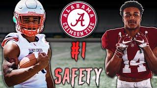 Alabama Crimson Tides #1 ⭐⭐⭐⭐ Star Safety Is SCARY GOOD L Sharpe Sports