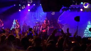 Vegas by All Time Low Live at Starland Ballroom