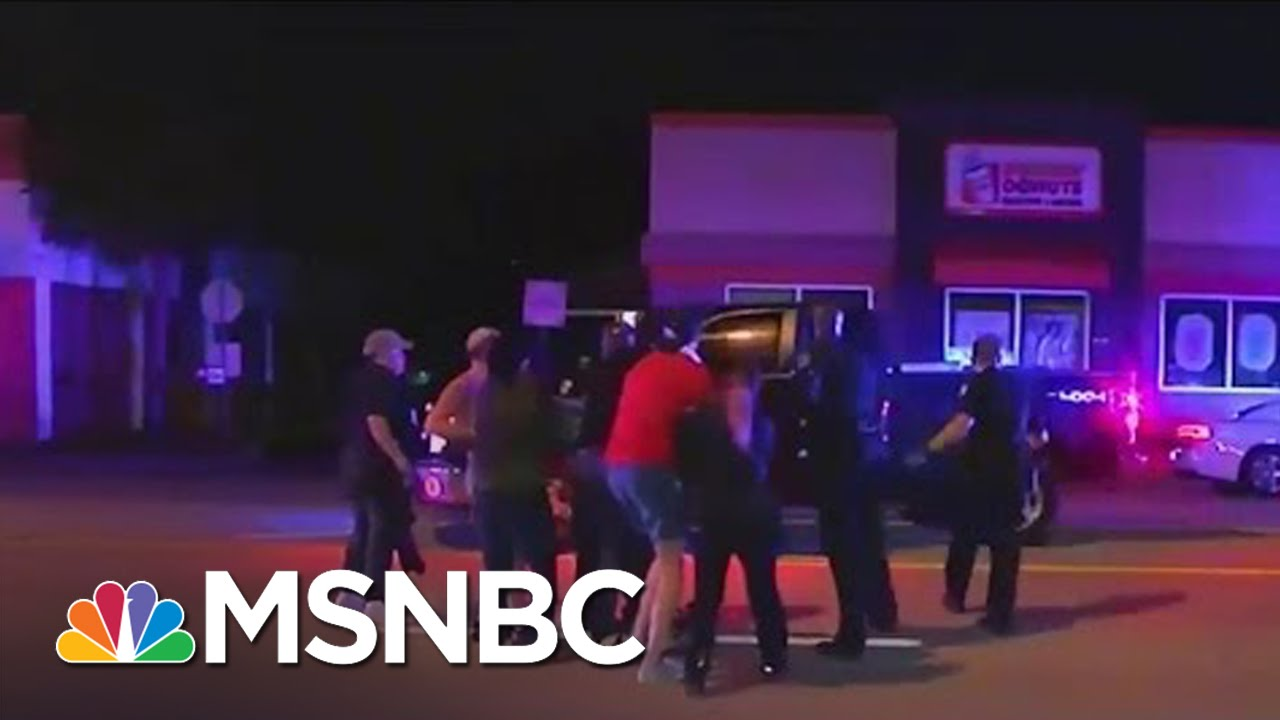 Congressman: Guns Playing A Major Role In This Pattern | MSNBC thumbnail