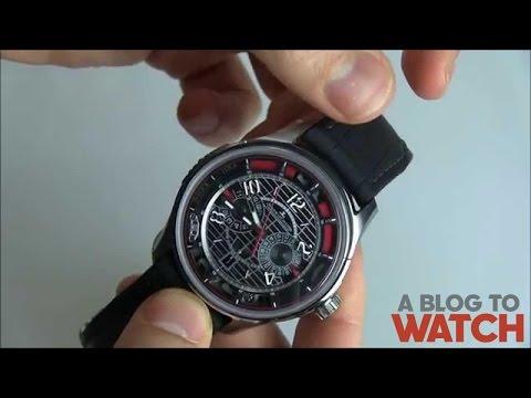 Jaeger-LeCoultre AMVOX 7 Aston Martin Watch Review   aBlogtoWatch