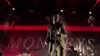 Arctic Monkeys   Four Out Of Five Live @ Columbiahalle  Berlin (22 May 2018)