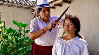 Doña Rosa spiritual cleansing ASMR Massage (limpia espiritual, ohorai, 精神淨化 , おはらい, التطهير الروحي)