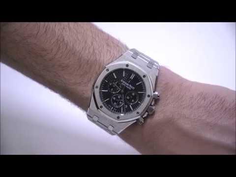 Audemars Piguet Royal Oak Chronograph 41mm Watch Review | aBlogtoWatch