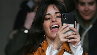 """Camila Cabello Says BF Matthew Hussey """"Makes Me The Happiest Person I've Ever Been In My Life"""""""