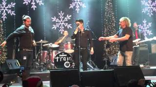 Train - I Get By With A Little Help From My Friends
