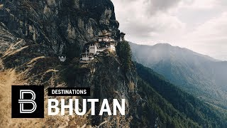 WELCOME TO BHUTAN KINGDOM IN SKY