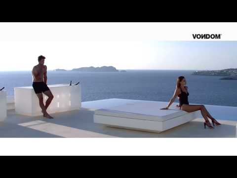 Designer Terrassenmöbel Collection VELA ★ Outdoor & Indoor ★ Produktfilm