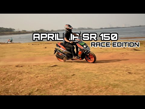 Aprilia SR 150 Race full Review | New Update | Price ? | Mileage ? | Power ? | Z Techknow | Hindi