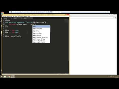 Learn about Advanced OOP in PHP - Part 4