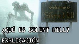 ¿Qué es Silent Hill? EXPLICACIÓN   El Pueblo de Silent Hill EXPLICADO