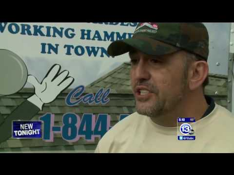 Oregon, Ohio - Roof Deployment Project - Channel 13