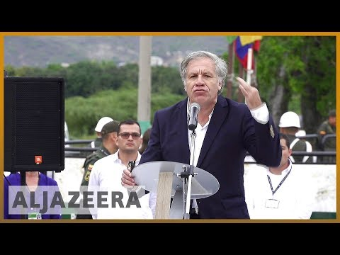 🇻🇪 OAS chief says 'military action not ruled out' in Venezuela | Al Jazeera English
