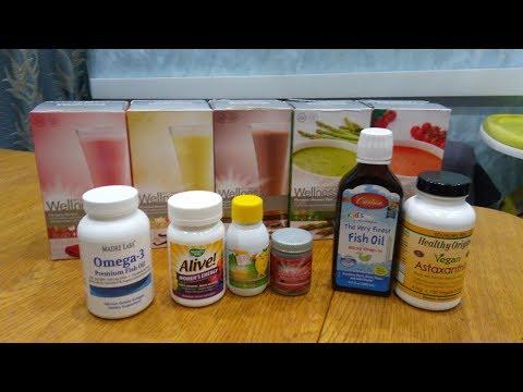 Витамины WELLNESS и витамины с IHERB, ЧТО ЛУЧШЕ?