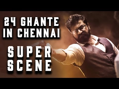 24 Ghante In Chennai | Hindi Dubbed Movie | Super Scenes Compilation | Part 3 | Online Movies