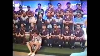 """Барселона""""96 Каталонское дерби и музей легендарного клуба."""
