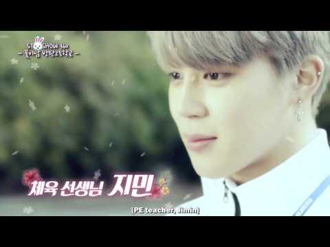 [ENG] Flower Boys Bangtan High School mini drama cut