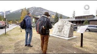 Diario de viaje, Canadá - Banff. Villa de Banff