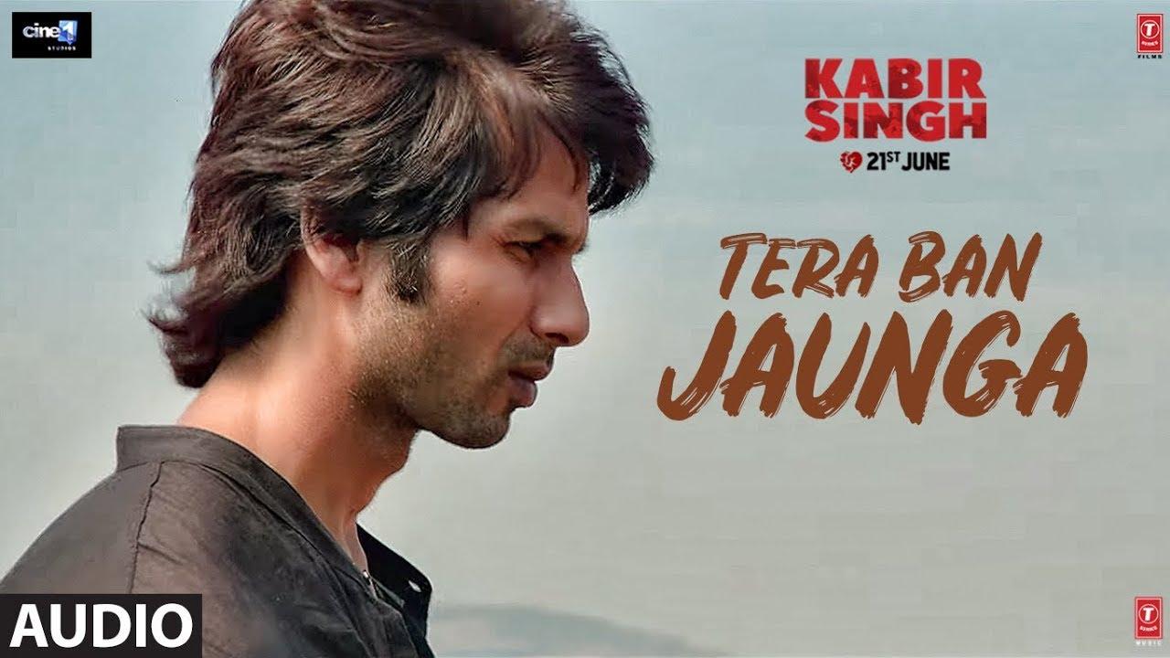 तेरा बन जाऊँगा Tera Ban Jaunga Lyrics in Hindi - Kabir Singh