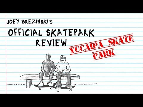 Checking In at Yucaipa Skatepark | Official Skatepark Review