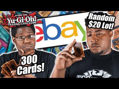 Yu-Gi-Oh! The $20 eBay Random Lot Duel!