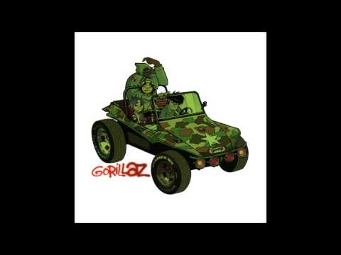 Gorillaz - Gorillaz - Album
