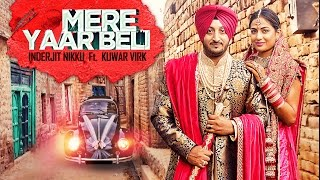 Best wishes to Inderjit nikku bhaji for his new single mere yaar