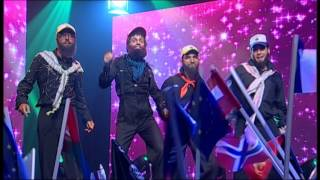 Isis in the eurovision