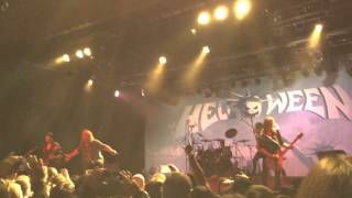 2016.03.01 Helloween (full live concert) [Playstation Theater, New York City]