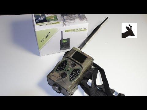 παρουσίαση κάμερας Suntek HC300M
