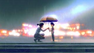 8 Stunden Schöne Schlafmusik • Entspannende Klaviermusik mit Regenklängen