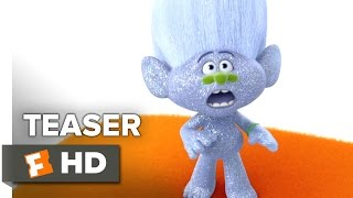 Trolls TEASER 1 (2016) - Anna Kendrick, Justin Timberlake Animated Movie HD