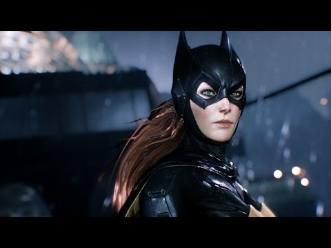 "Batman: Arkham Knight - ""A Matter of Family"" Batgirl DLC - Official Trailer thumbnail"