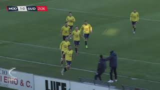Modena-Sudtirol 1-2, highlights