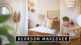 Extreme Bedroom Makeover | Diy Headboard & Diy Room Decor
