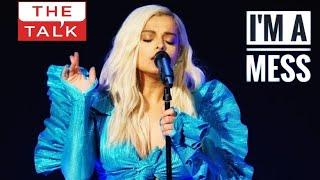 Bebe Rexha   I'm A Mess (Live At 'The Talk')
