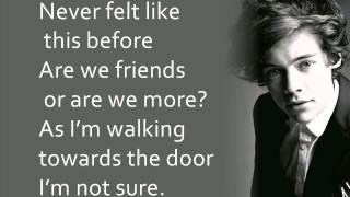 One Direction - Change My Mind - Paroles/Lyrics (+ PICTURES)