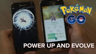 Pokemon Go: How to power up and evolve your Pokemon