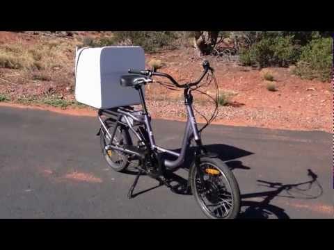 Juiced Riders Odk Electric Cargo Bike Specs Video