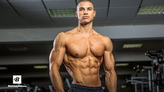 Lean Strength Chest & Triceps Workout | Lee Constantinou by Bodybuilding.com