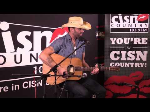 CISN Sound Stage - Dean Brody