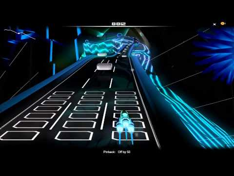 """Pinback: """"Off by 50"""" -Autumn of the Seraphs (Audiosurf Albums)"""