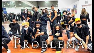 Daddy Yankee - Problema  Dance Lead Choreographer Greg Chapkis