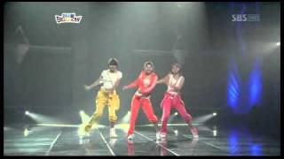 [SNSD]SooYoung, HyoYeon and Yuri-The Boogie That Be, Break Away (dance cut)