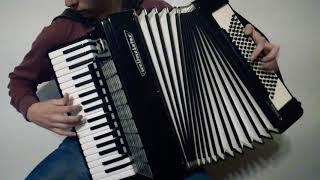 SŁAWOMIR - Miłość W Zakopanem / akordeon / accordion cover