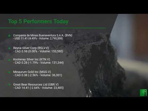 InvestorChannel's Silver Watchlist Update for Wednesday, M ... Thumbnail