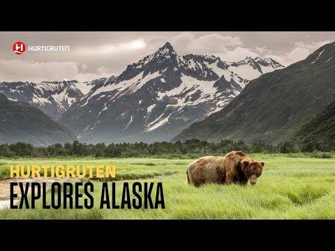 Hurtigruten - Exploring Alaska!