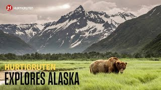 Explore Alaska with Hurtigruten