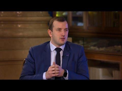 Ο Ευρωπαίος Επίτροπος για το Περιβάλλον, τους Ωκεανούς και την Αλιεία, στο Euronews…